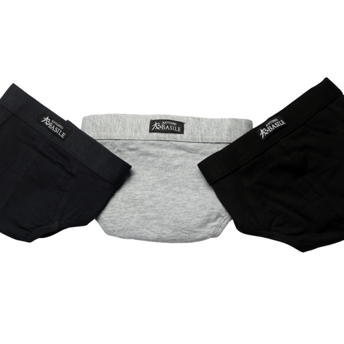 Men's Cotton Underwear - Pack of 3 - Akil Bros