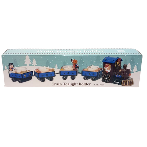 Train Tea light Holder - Akil Bros