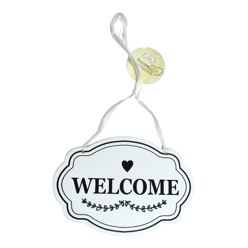 Hanging Decoration - Welcome - Akil Bros