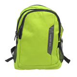Master Bag Fluorescent Yellow and Grey Backpack