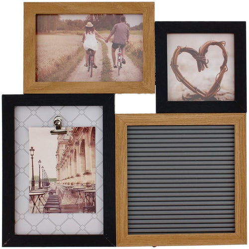 Photo Frame w/ Letterboard - Akil Bros