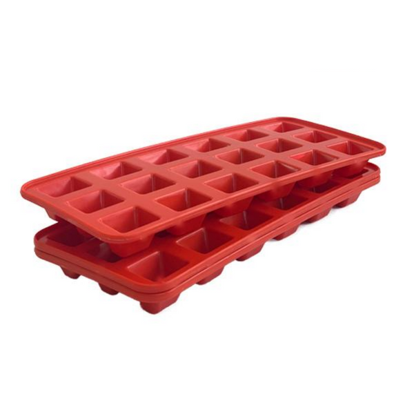 Gab Plastic Set of 3 Ice Cube Trays