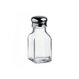 Pasabahce Basic Square Based Salt Shaker