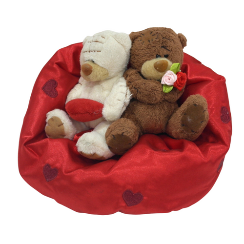 Valentine Bear Couple - Akil Bros
