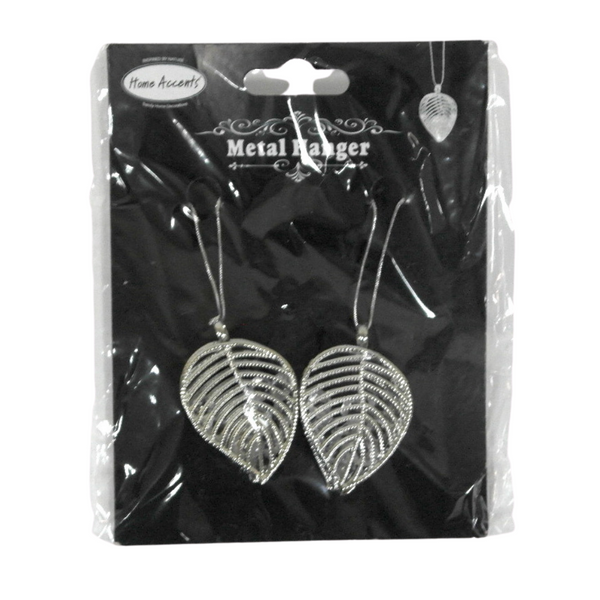 Leaf Shaped Metal Hangers