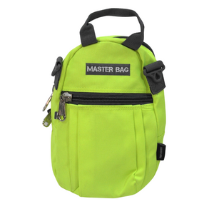 Master Bag Fluorescent Yellow Lunch Bag