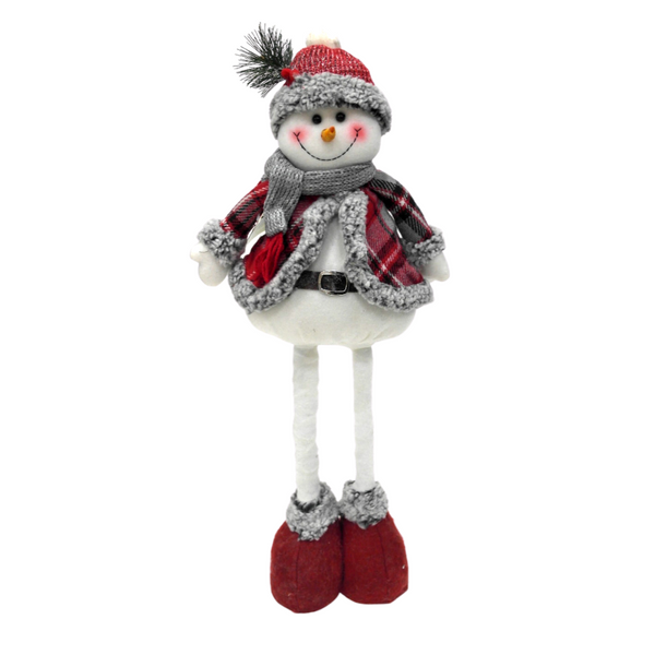 Adjustable Height Christmas Doll