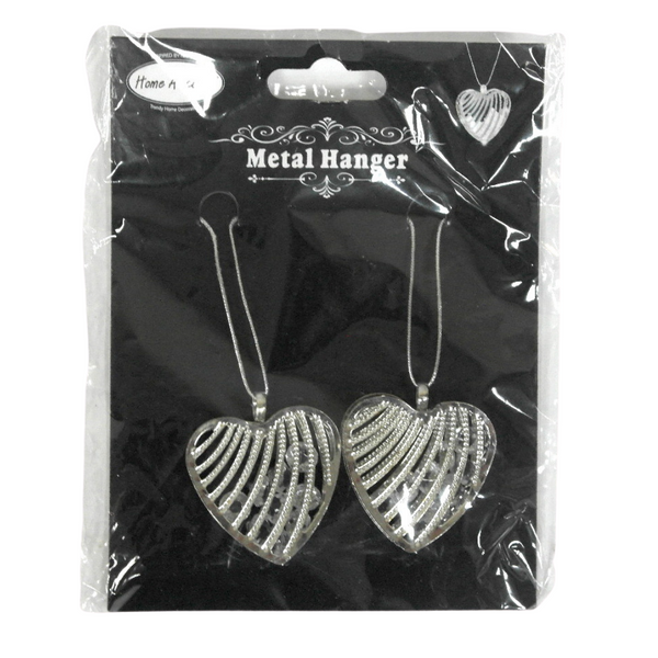 Heart Shaped Metal Hangers