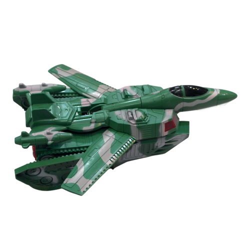 Deformation Fighter Tank with Lights and Music - Akil Bros