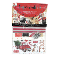 Christmas Paper Craft Set
