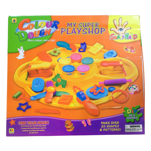 Colorful Play Dough - Akil Bros