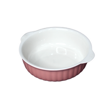 Load image into Gallery viewer, Small Round Ceramic Dish