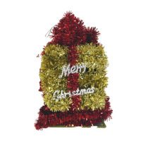 Tinsel Gift Ornament