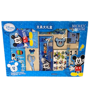 Mickey Mouse Stationery Set - Akil Bros