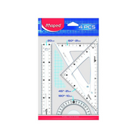 Maped Mathematical Drawing Instrument Set - 20 cm