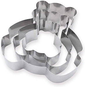 Bear Cookie Cutter (3 PCS) - Akil Bros