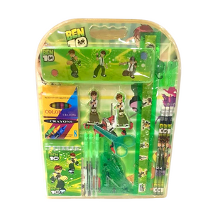 Ben 10 Stationery Set - Akil Bros