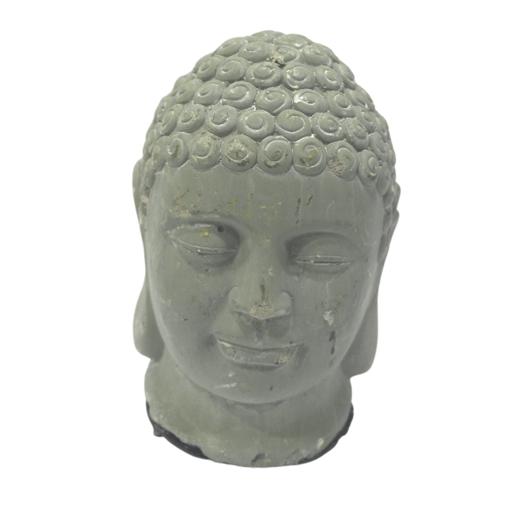 Grey Buddha Decorative Statue - Akil Bros