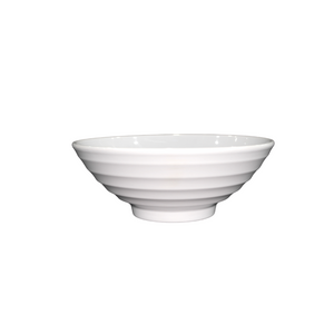Melamine Round Ribbed Bowl