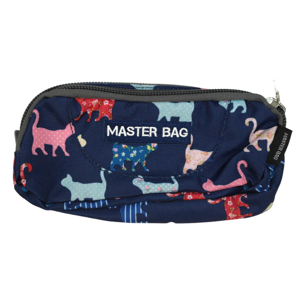 Master Bag Cat Pattern Pencil Case
