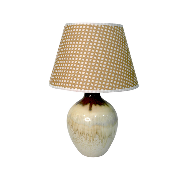 Blended Beige Table Lamp