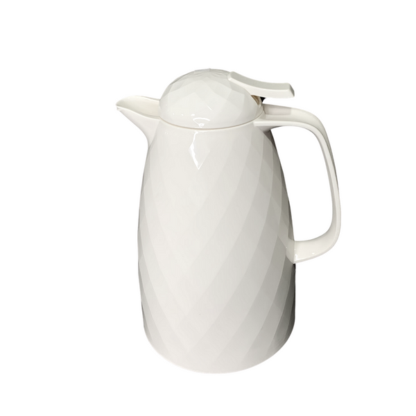 White Diamond Vacuum Flask