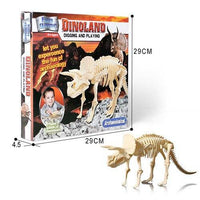 Dinoland: Digging and Playing