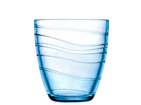 Pasabahce Mexican Blue Water Glasses (Set of 6)