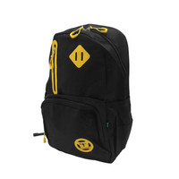 Black and Yellow Casual Backpack