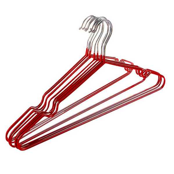 Steel Clothes Hanger - Pack of 5