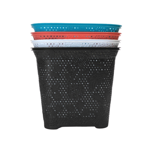 Small Lace Laundry Basket - Akil Bros