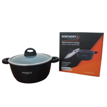 Load image into Gallery viewer, Dosthoff Induction Master Casserole w/ Cover (24 cm) - Akil Bros