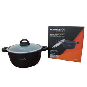 Dosthoff Induction Master Casserole w/ Cover (24 cm) - Akil Bros