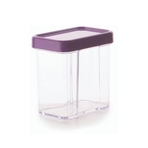 Gab Plastic Rectangular Canister – 800ml