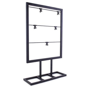 Metal Deco Rack - Akil Bros