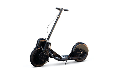 Early History of Powered Scooters - the Autoped
