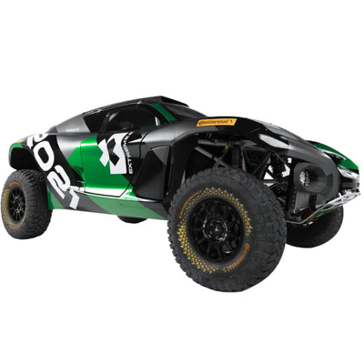 New electric racing series Extreme E