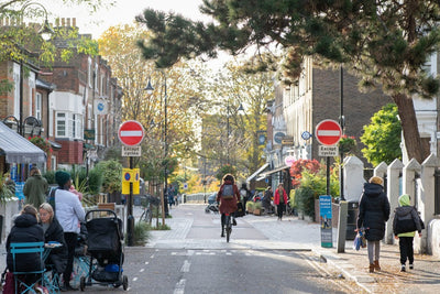 Low-traffic schemes benefit most-deprived Londoners