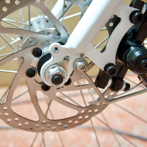 ebfec ares front wheel assembly