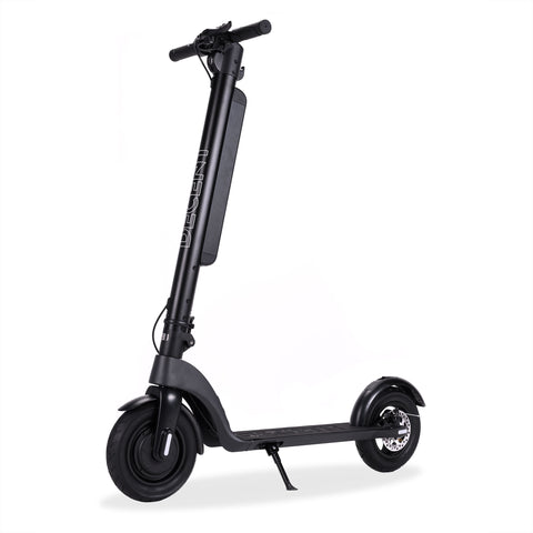 decent on max electric scooter