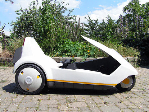 will electric scooters go the same way as the Sinclair C5?
