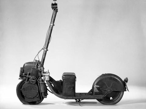 autoped scooter