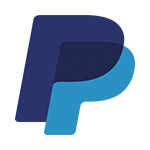 paypal pay in 3 logo