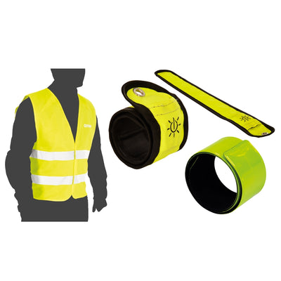 oxford three piece Reflective Bundle - horizon micromobility