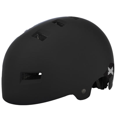 oxford Urban Helmet Black - horizon micromobility