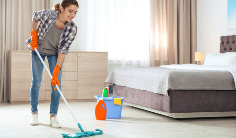 Bedroom Cleaning