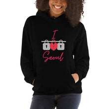Load image into Gallery viewer, I Lovelocks Seoul Unisex Hoodie