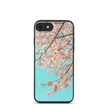 Load image into Gallery viewer, Cherry Blossoms Biodegradable phone case