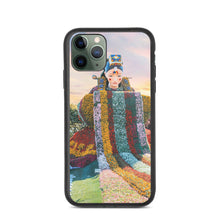 Load image into Gallery viewer, A Hanbok of Flowers Biodegradable Phone Case