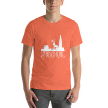 Load image into Gallery viewer, Seoul Cityscape Short-Sleeve Unisex T-Shirt